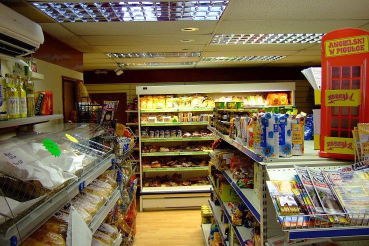 Polski sklep w Darlington